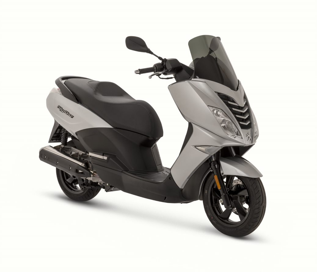 Achat Peugeot CITYSTAR  SBC SMART MOTION 125 cm3 neuf à Nice chez Scoot Center-1