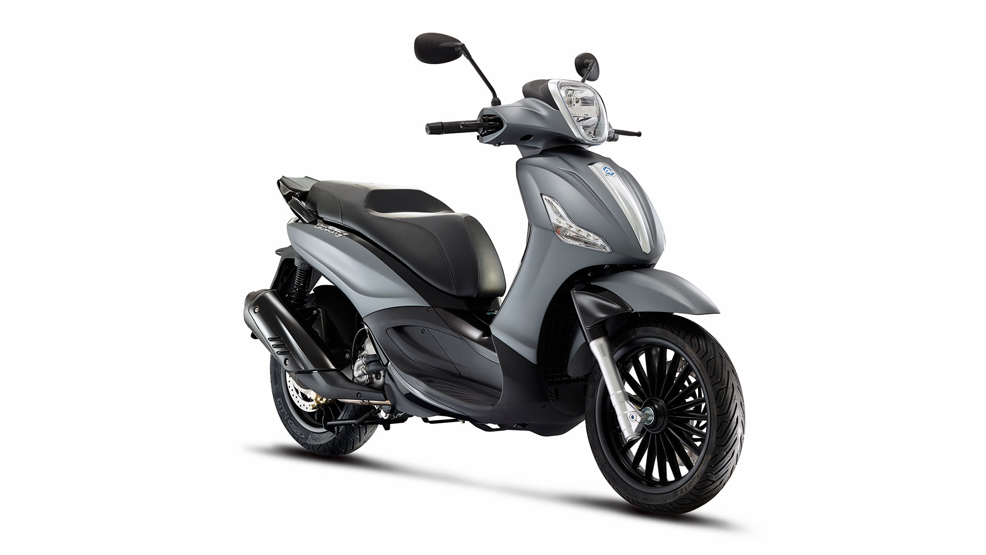 Achat Piaggio Beverly S ABS-ASR 300 cm3 neuf à Nice chez Scoot Center-1
