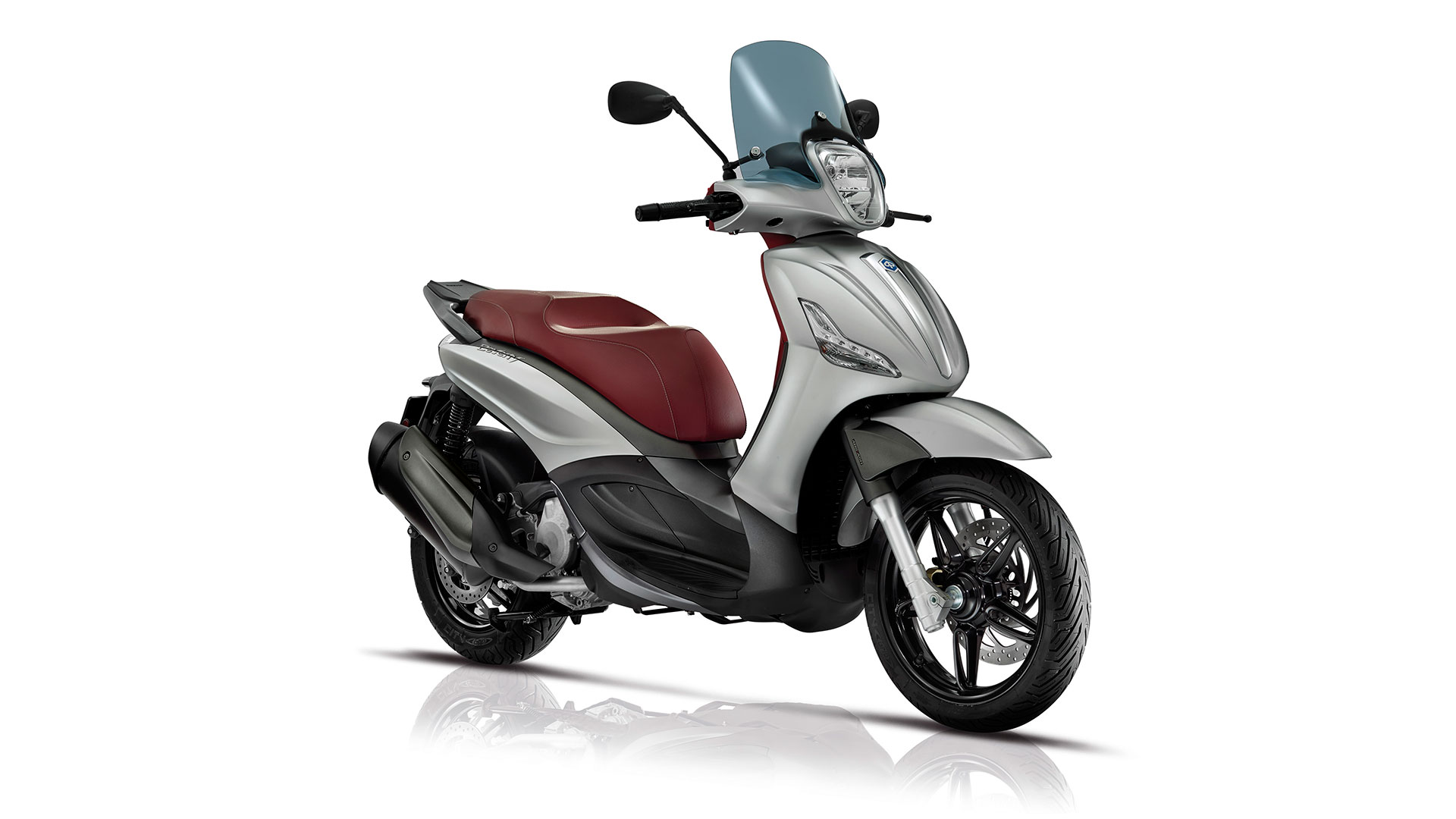 Achat Piaggio Beverly Sport touring ABS-ASR 350 cm3 neuf à Nice chez Scoot Center-1