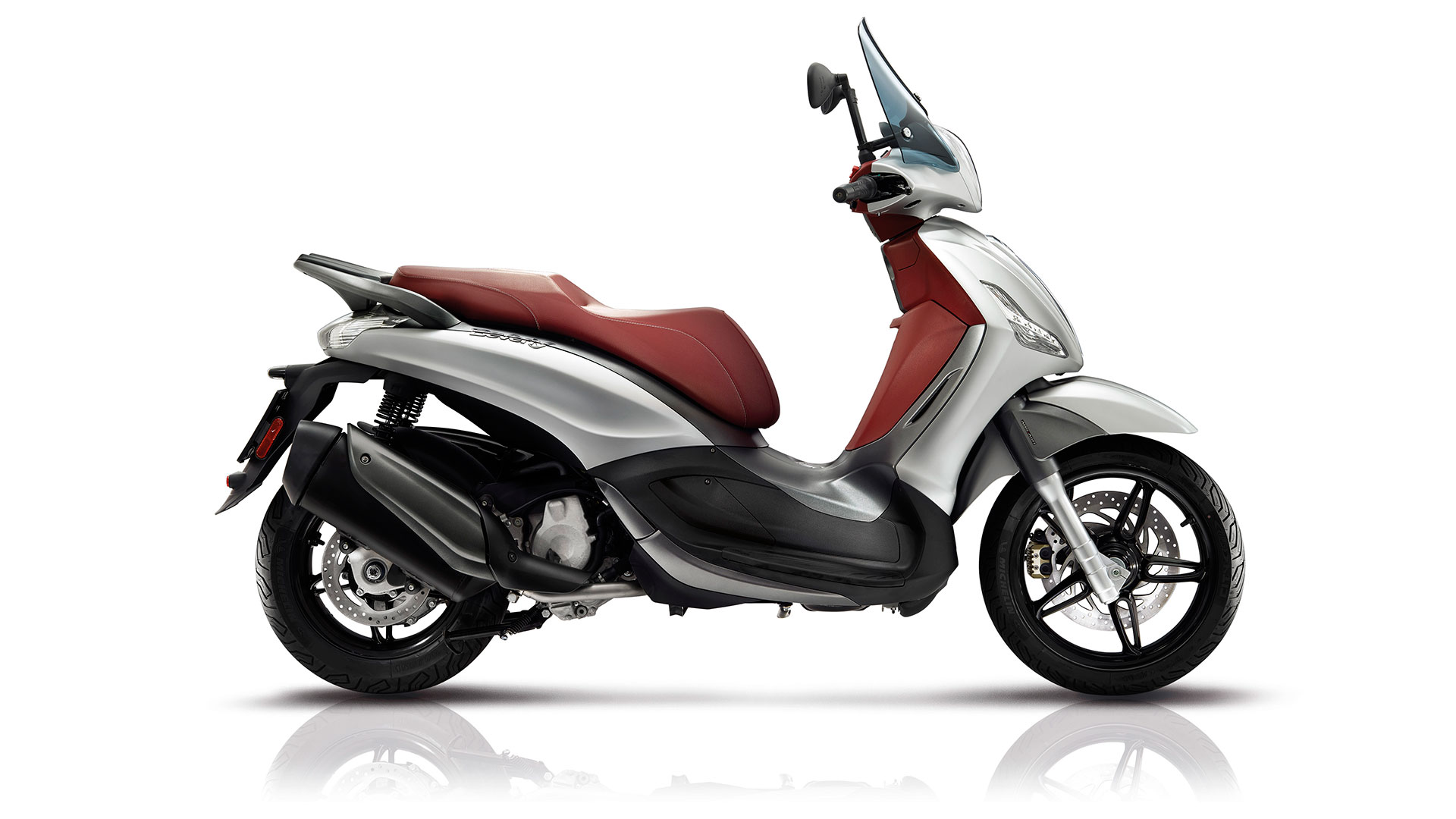 Achat Piaggio Beverly Sport touring ABS-ASR 350 cm3 neuf à Nice chez Scoot Center-2