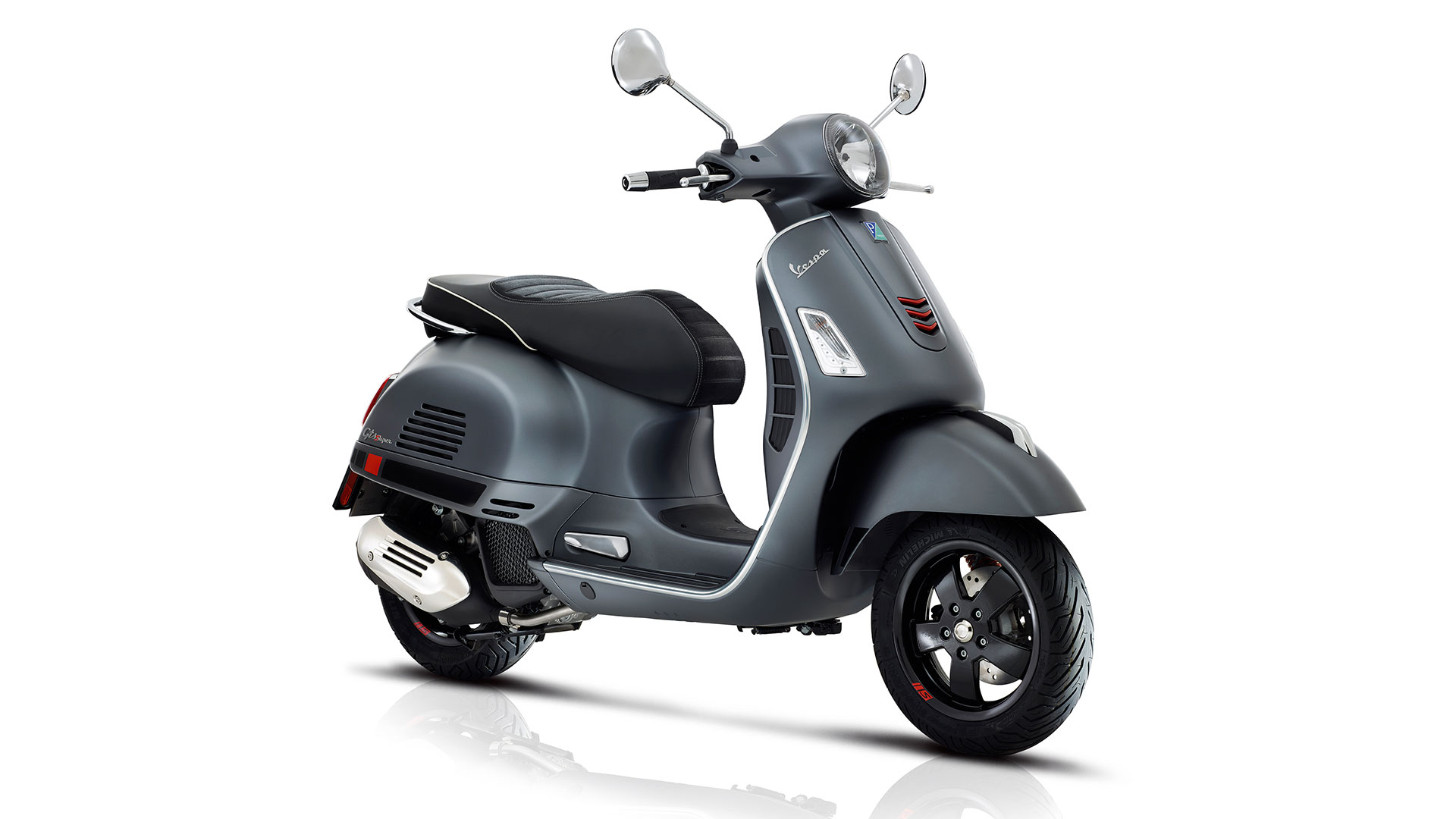 Achat Vespa GTS SuperSport ABS 125 cm3 neuf à Nice chez Scoot Center-1